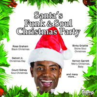 Various Artists - Santa's Funk & Soul Christmas Party