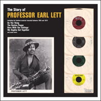 Professor Earl Lett - The Story of Professor Earl Lett