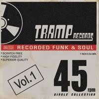 Various Artists - Tramp 45rpm Single Collection Vol.1