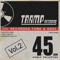 Various Artists - Tramp 45rpm Single Collection, Vol.2