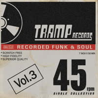 Various Artists - Tramp 45rpm Single Collection, Vol. 3
