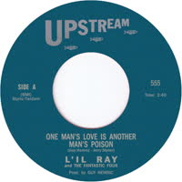 L'il Ray And The Fantastic Four - One Man's Love Is Another Man's Poison