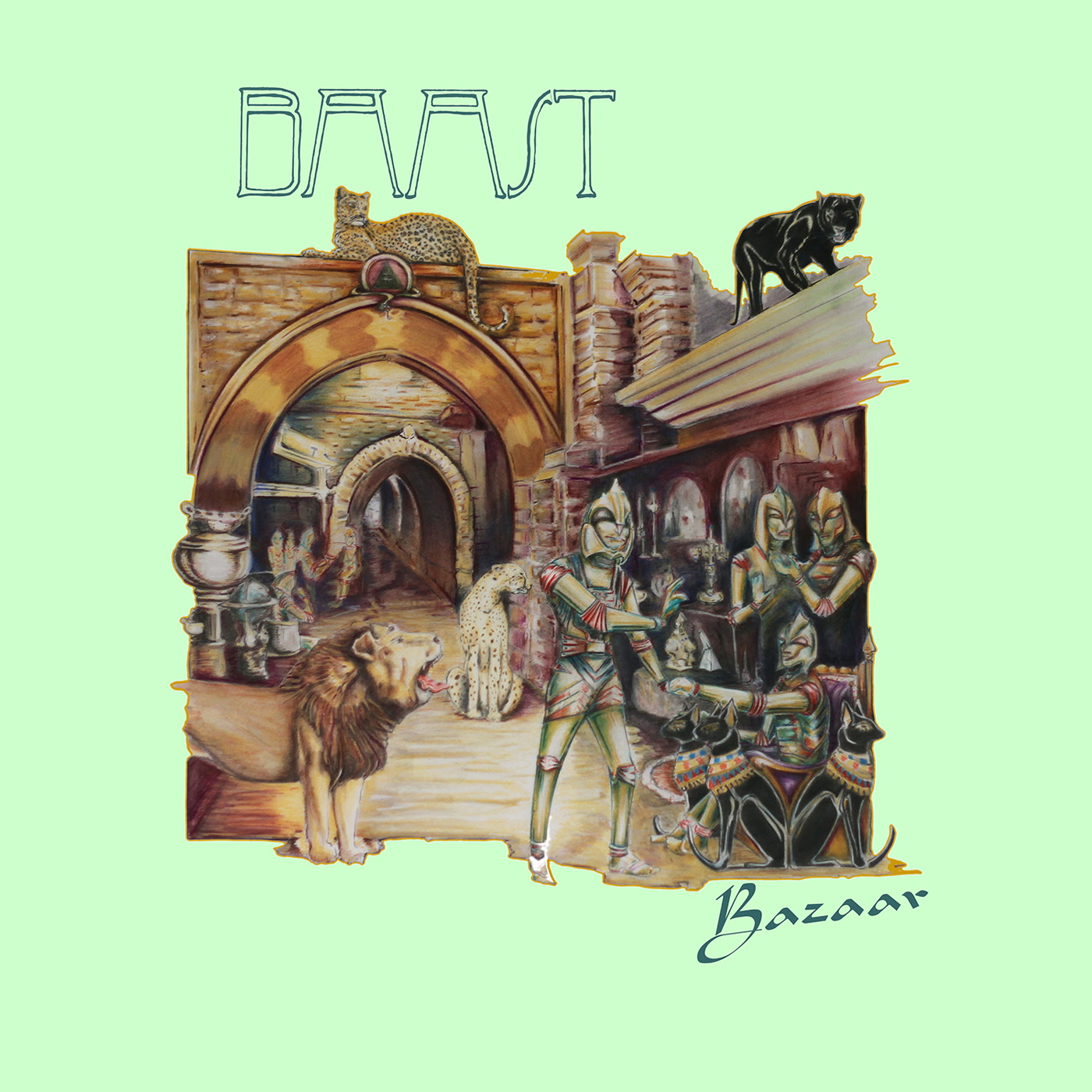Baast - The Anubis Dawn | Ubiquity