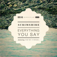 Scrimshire - Everything You Say