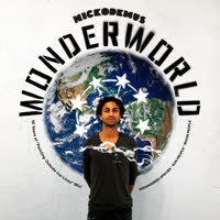 Nickodemus - WONDERWORLD: 10 Years of Painting Outside the Lines Mix