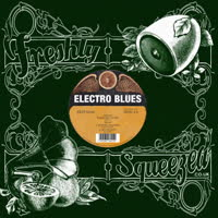 Various Artists - Electro Blues Sampler