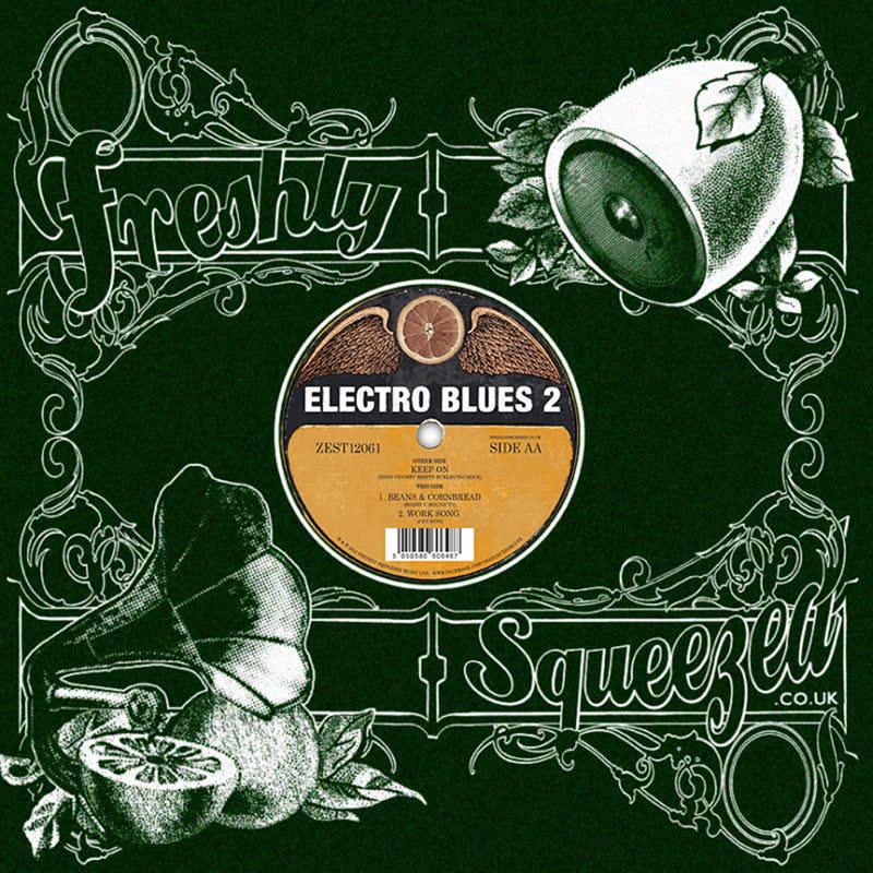 Various Artists - Electro-Blues Vol.2 Sampler