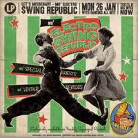 Swing Republic - Mo' Electro Swing Republic